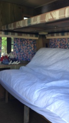 front bedroom area